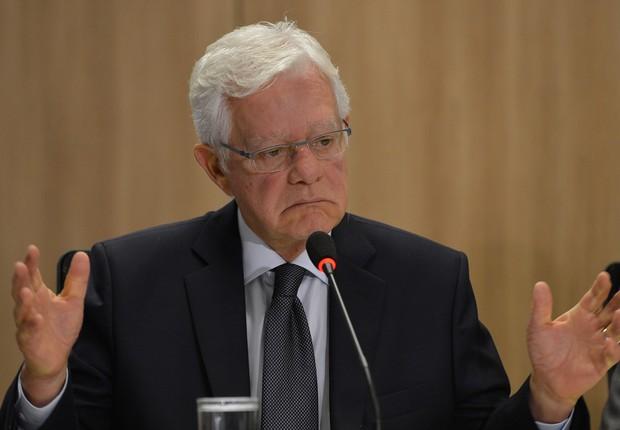 O ex-ministro Moreira Franco (Foto: Elza Fiúza/Agência Brasil)