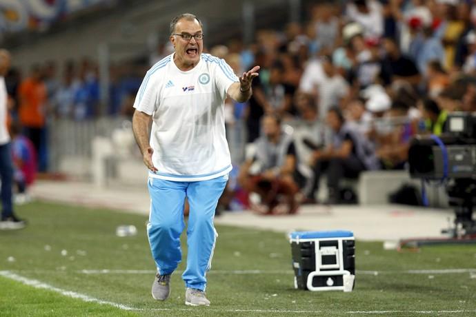 Marcelo Bielsa ex-técnico Olympique de Marselha (Foto: Reuters)