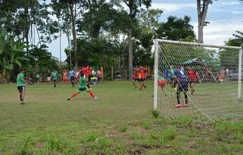 Festejo da Vila de São Sebastião em RO é marcado com torneio de futebol