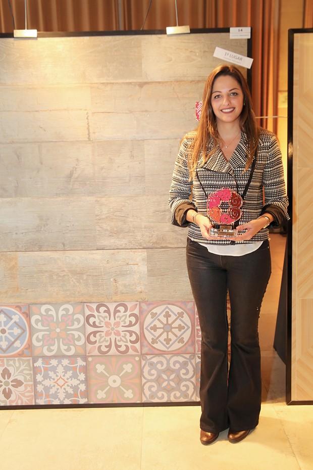 1º lugar – Marcele Casagrande Brunel – Cerâmica Ceusa