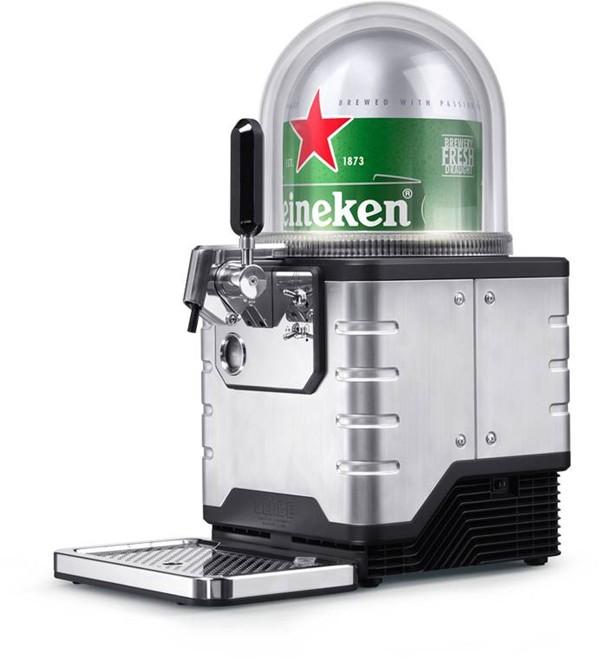 Máquina faz cerveja em casa (Foto: Divulgação)