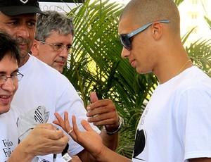 Dória Botafogo evento  (Foto: Thales Soares / Globoesporte.com)