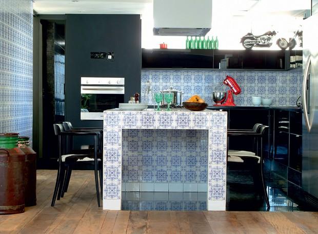 Triptyque; cozinha (Foto: Reprodução)