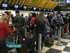 Aeroporto de Congonhas funciona normalmente após apagão