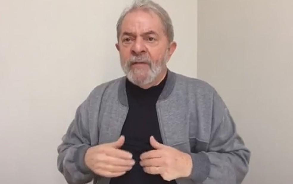 Ex-presidente Luiz Inácio Lula da Silva arrolou 87 testemunhas em ação da Lava Jato (Foto: Reprodução)