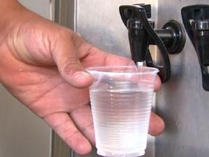 água (Foto: EPTV)
