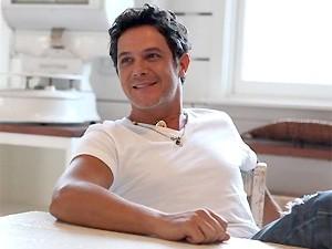 O cantor Alejandro Sanz (Foto: Divulgação/MySpace do Artista)