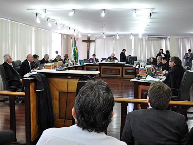 Resolução foi aprovada pelo pleno nesta quarta-feira (16) (Foto: Tasso Pinheiro/TJRN)