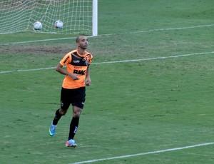 Atlético-MG Treino (Foto: Maurício Paulucci)