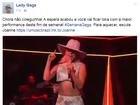 Lady Gaga usa músicas de Simone e Simaria e sertanejas comentam