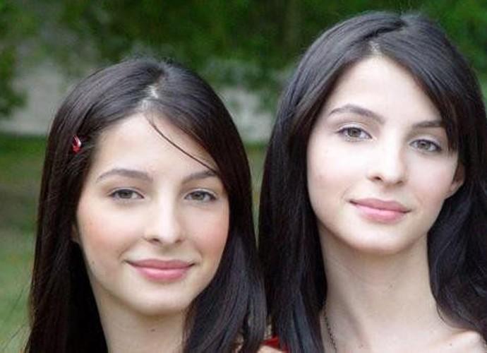 As gêmeas Giselle e Michelle Batista atuaram na mesma temporada de Malhação (Foto: TV Globo)