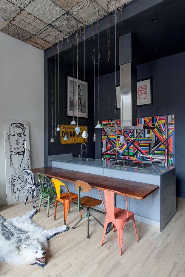 Loft Houssein Jarouche (Foto: Fran Parente)