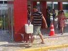 Começo de votação sem ocorrências graves em São Luís