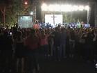 Missa lembra 1 ano da morte de Cristiano Araújo e Allana Moraes