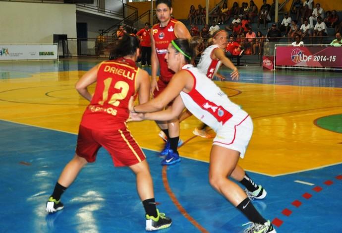 O Barretos chegou à segunda vitória na competição, contra apenas uma do Presidente Venceslau (Foto: Divulgação)