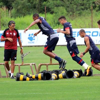 joinville treino jec (Foto: João Lucas Cardoso / JEC)
