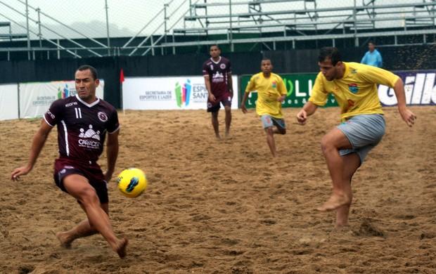Vila Velha venceu a Desportiva Ferroviária por 4 a 3 no Brasileiro de Clubes (Foto: Pauta Livre)