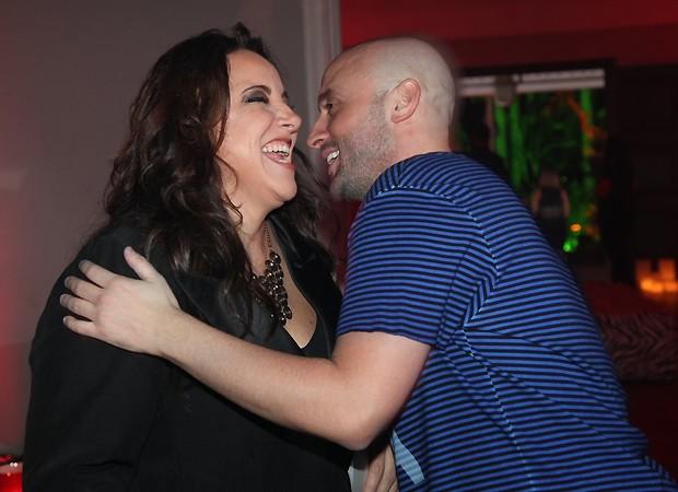 Ana Carolina e Paulo (Foto: Claudio Andrade/Revista QUEM)