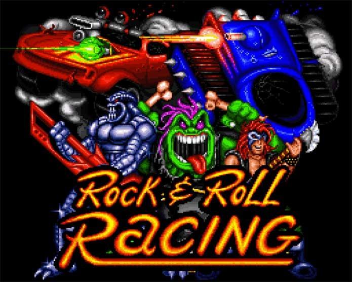 Rock'n Roll Racing (Foto: Divulgação/Blizzard) (Foto: Rock'n Roll Racing (Foto: Divulgação/Blizzard))