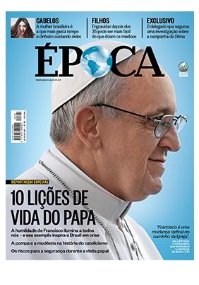 Capa - Edição 791 (Foto: ÉPOCA)