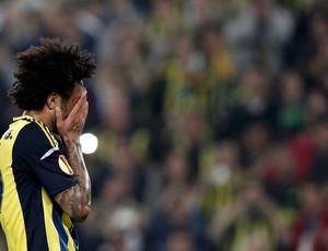 Cristian, Fenerbahçe x Benfica (Foto: Reuters)