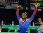 Dona de quatro ouros na Rio 2016, Biles diz que irá disputar Tóquio 2020