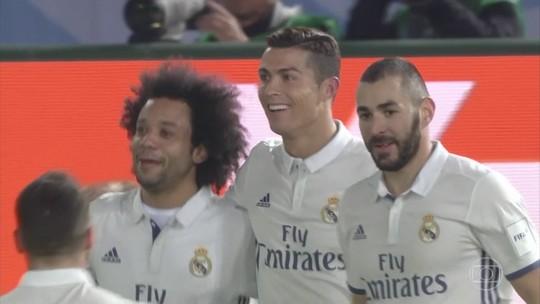 De aposta a multicampeão: Zidane comemora ano perfeito no Real Madrid