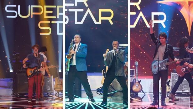 Noite SuperStar traz Leash, Big Time Orchestra e Rádio Radar para um show incrível, em Curitiba  (Foto:  Isabella Pinheiro / Gshow / Globo/Divulgação)