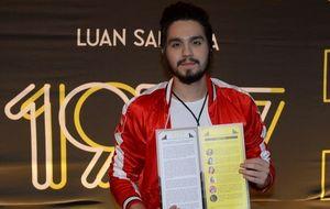 Luan Santana anuncia DVD 'em homenagem às mulheres' com parcerias com Anitta, Marília Mendonça, Ivete Sangalo e muito mais