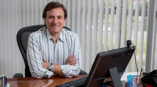 """Hélio Bruck Rotenberg, da Positivo: """"Nossa empresa foi importante para a inclusão digital do país"""" (Foto: Divulgação)"""