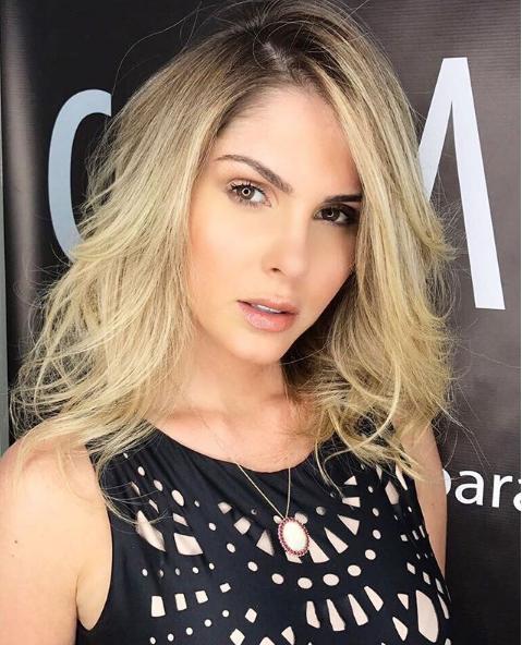 Bárbara Evans muda visual (Foto: Reprodução/Instagram)