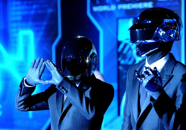 O duo Daft Punk (Foto: Getty Images)