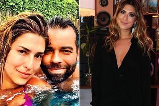 Pedro Tourinho e Fernanda Paes Leme  (Foto: Instagram / Reprodução - Manuela Scarpa/Photo Rio News)