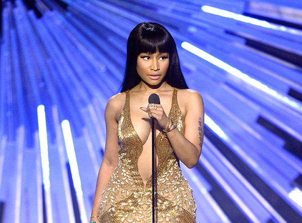 Nicki Minaj no VMA 2015 (Foto: Getty Images)