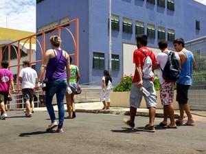 Unicamp oferece 3,3 mil vagas em 70 cursos de graduação (Foto: Fernando Pacífico / G1 Campinas)