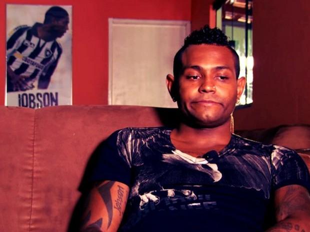 Jobson foi preso na manhã desta quinta-feira, 23, após decisão da Justiça do Pará. (Foto: Reprodução/TV Globo)