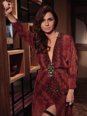 A mais bem vestida! (Foto: Salve Jorge/ TV Globo)