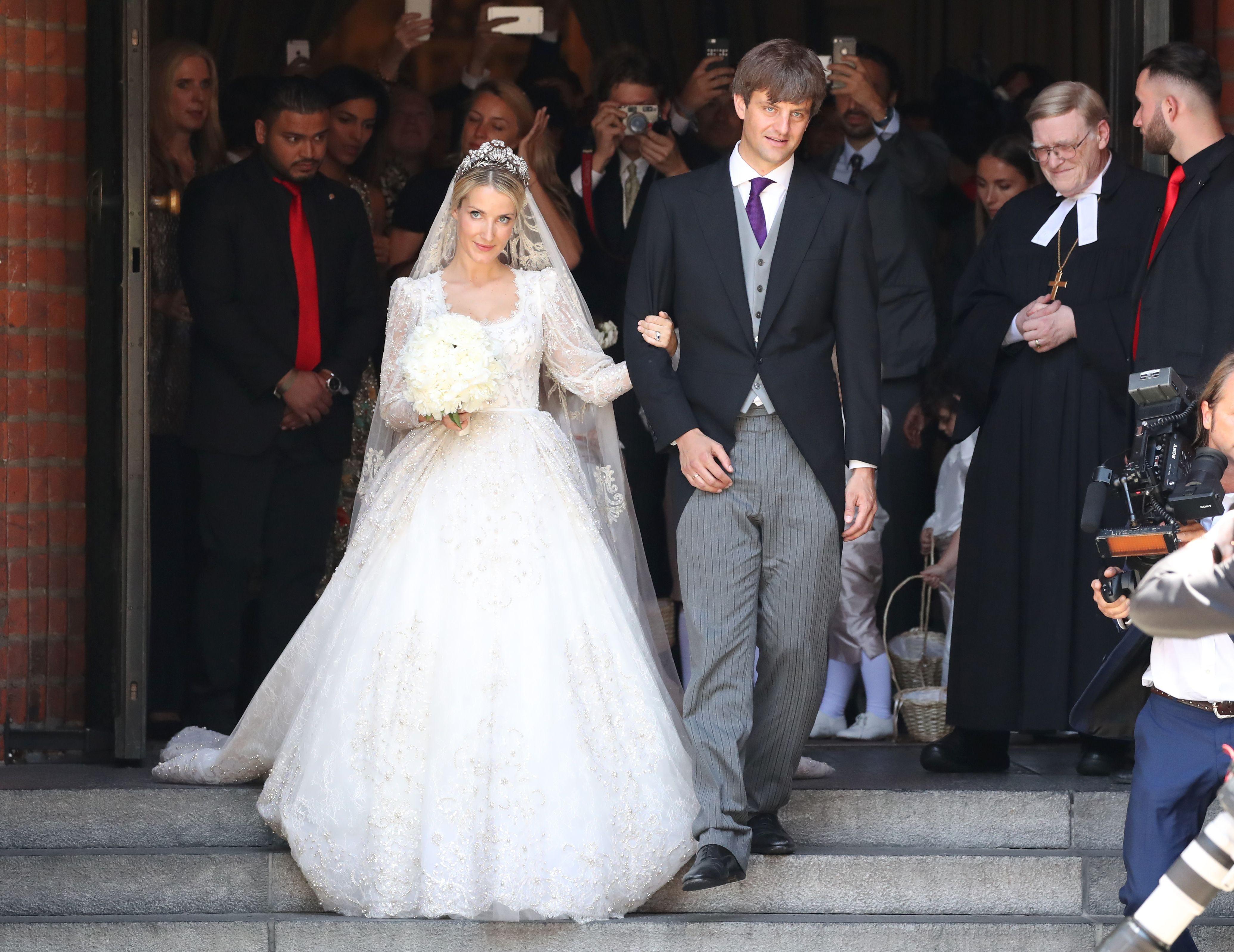 "Estilista russa Ekaterina Malyshev diz ""sim"" ao príncipe Ernesto Augusto de Hanôver (Foto: Getty Images)"