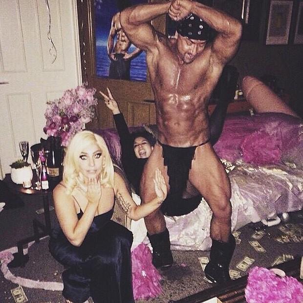 Lady Gaga (Foto: Reprodução/ Instagram)