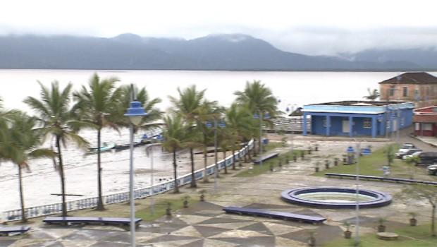 Meu Paraná destaca Guaraqueçaba (Foto: Reprodução/RPC)