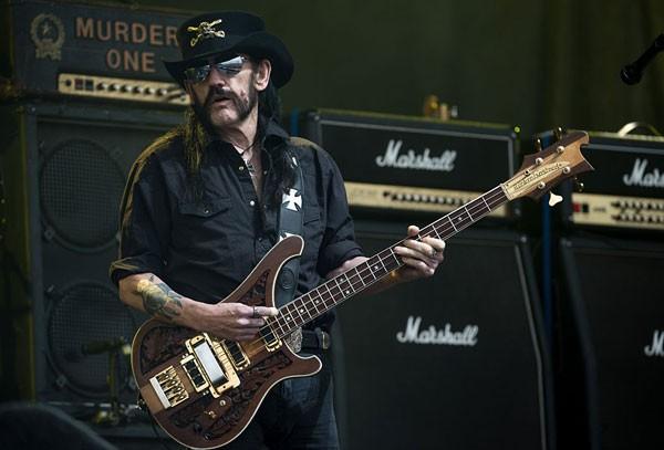 Lemmy Kilmister (Foto:  )