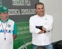 Em um mês, Goiás perde principal astro, técnico e diretor de futebol