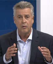 Veja entrevista do governador eleito ao DFTV (TV Globo/Reprodução)