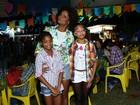 'Tenho as melhores amigas do mundo', diz Bombom sobre as filhas