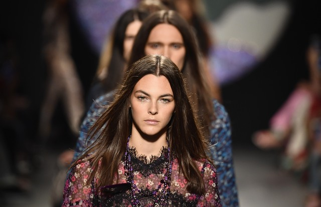 Anna Sui (Foto: Getty Images For NYFW: The Shows)