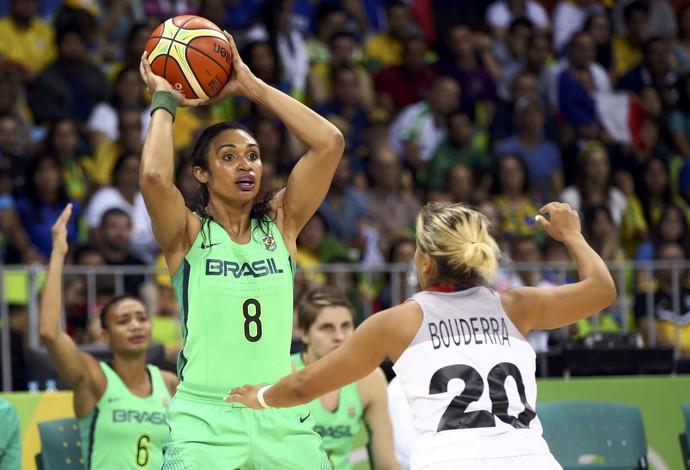 basquete brasil (Foto: Reuters )