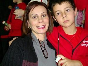 Peritos particulares fazem laudo da morte da mãe de Bernardo  (Foto: Rede Globo)