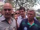 Temer chama ministro para conversa por anunciar ações da Lava Jato