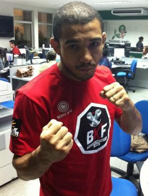 José Aldo, campeão mundial de MMA (Foto: Roberto Leite/Globoesporte.com)