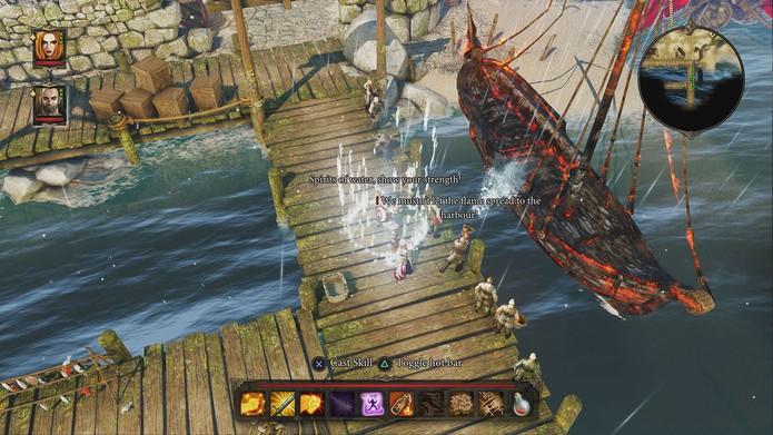 Versão Enhanced Edition de Divinity: Original Sin traz novos modos que melhoram o multiplayer (Foto: Divulgação/Larian Studios)